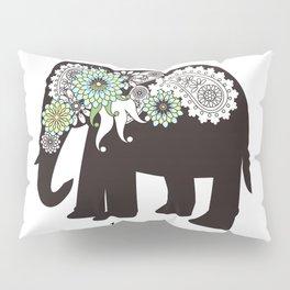 Paisley Elephant - Big Love Pillow Sham