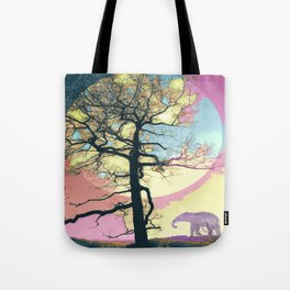 Colorful World Tote Bag