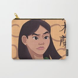 Fa Mulan Carry-All Pouch