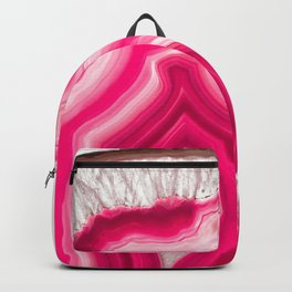 Translucent Agate Backpack