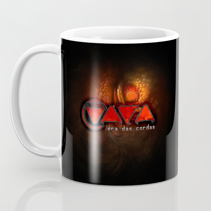 "Vaca - MP: ""Vaca - Era das Cordas"" Coffee Mug"
