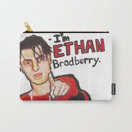 I'M ETHAN BRADBERRY H3H3 meme in oil pastel Carry-All Pouch