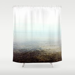 Summer cottage time Shower Curtain