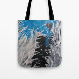 The devil of Venus Tote Bag