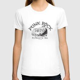 Punk Rock Plymouth Ma. T-shirt