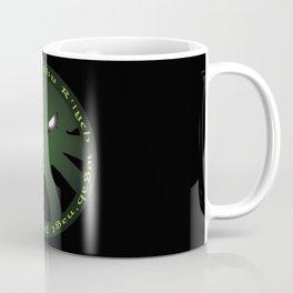 Cthulu Roundel Coffee Mug