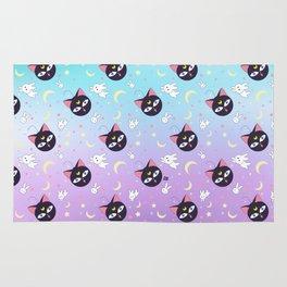 Luna P Cute Pattern Rug