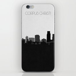 City Skylines: Corpus Christi iPhone Skin