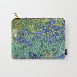 Irises - Vincent Van Gogh Carry-All Pouch