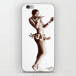 Josephine Baker - Créole Goddess iPhone Skin
