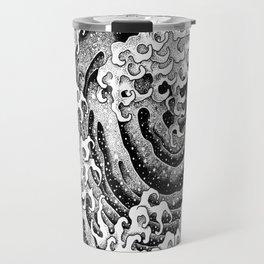 HATCH vs Hokusai: Wave (Masculine) Travel Mug