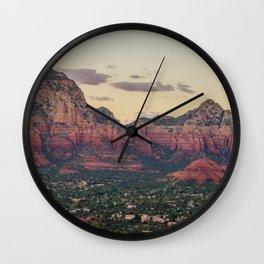 Sedona, Arizona 2 Wall Clock