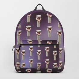 The Ostrich's Calling Backpack