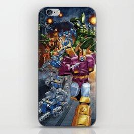 Wreck n Rule! iPhone Skin