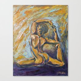 Nixe Canvas Print