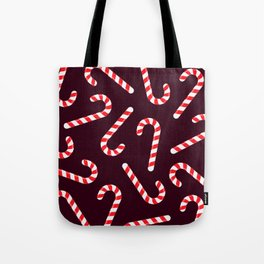 Candy Canes! Tote Bag