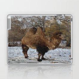 Glazed camel painting #8083 Laptop & iPad Skin