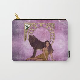 Tera West Carry-All Pouch