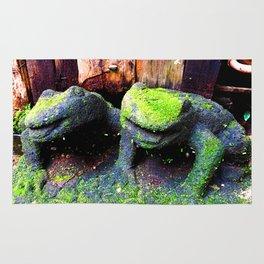 The Frog Princes Rug