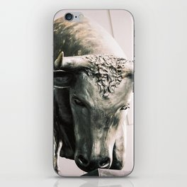 Bull by the Bay  iPhone Skin