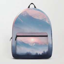 Pastel vibes 11 Backpack