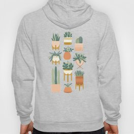 Cacti & Succulents Hoody