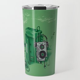 Music Break Travel Mug