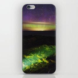 Northern Lagoon iPhone Skin
