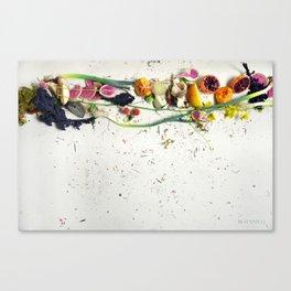 rustic botanical  Canvas Print