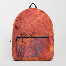 Natural Sandstone Art - Valley of Fire Backpack