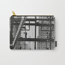 Steel workers New York City Carry-All Pouch