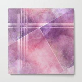 pink diamond Metal Print