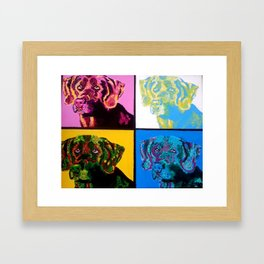 Four Dog Night Framed Art Print