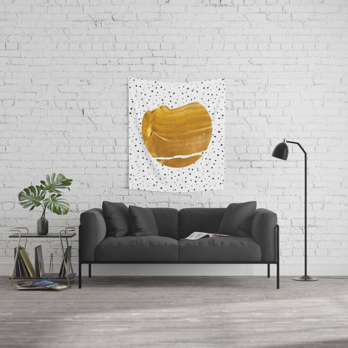 Stay Gold #society6 #decor #buyart Wall Tapestry