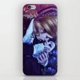 The Kiss Of The Vampire iPhone Skin