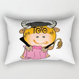 eee toro! eh Rectangular Pillow