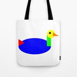 Duck Privileges Tote Bag