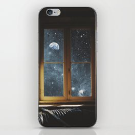 WINDOW TO THE UNIVERSE iPhone Skin