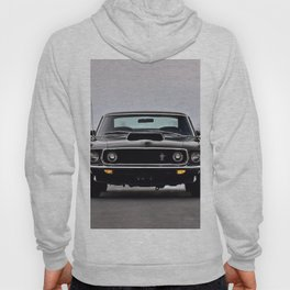 Mustang Frontview Ultra HD Hoody