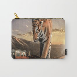NATURE Pop Art Carry-All Pouch