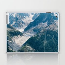 Chamonix, France #society6 #decor #buyart Laptop & iPad Skin
