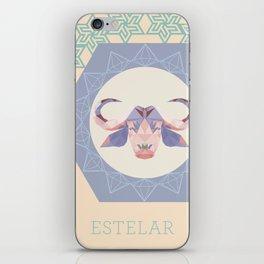 Baph Estelar iPhone Skin