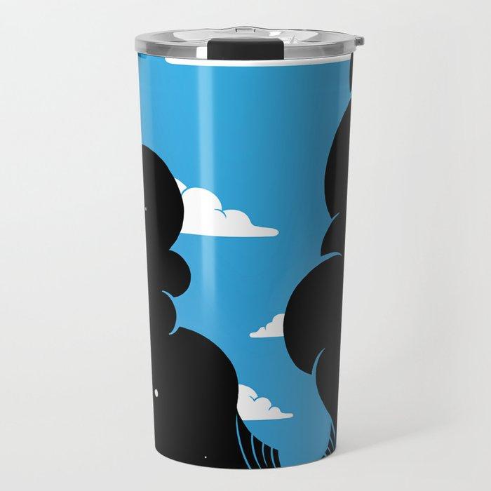 Skydiver Travel Mug