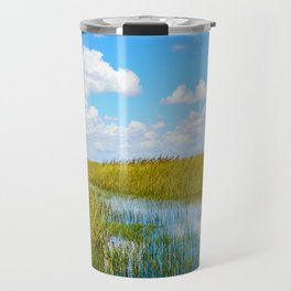 Florida Welands Travel Mug