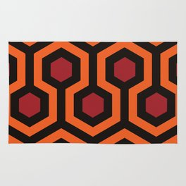 The Shining by Adam Armstrong Rug