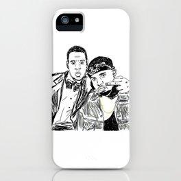 Jay & Ye iPhone Case