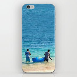 Fiji Days iPhone Skin