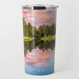 End of the summer day Travel Mug