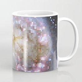 Pixel Nebula Coffee Mug