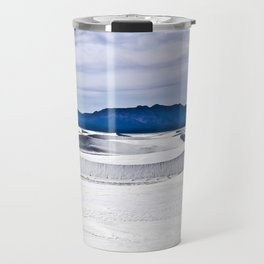 White Sands N.M. Travel Mug
